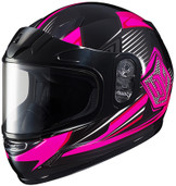 HJC CL-Y SN Striker Youth Snow Helmet Lg Pink 235-984