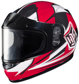HJC CL-Y SN Striker Youth Snow Helmet Lg Red 235-914