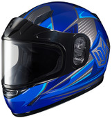 HJC CL-Y SN Striker Youth Snow Helmet Md Blue 235-923