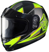 HJC CL-Y SN Striker Youth Snow Helmet Md HI Viz Yellow 235-933