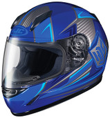 HJC CL-Y Striker Youth Helmet Lg Blue 234-924