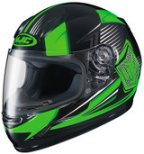 HJC CL-Y Striker Youth Helmet Md Green 234-943