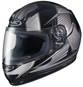 HJC CL-Y Striker Youth Helmet Md Grey 234-953