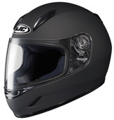 HJC CL-Y Youth Solid Helmet Juniors - Md Matte Black HJC224-614
