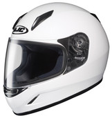 HJC CL-Y Youth Solid Helmet Juniors - XS White HJC224-142
