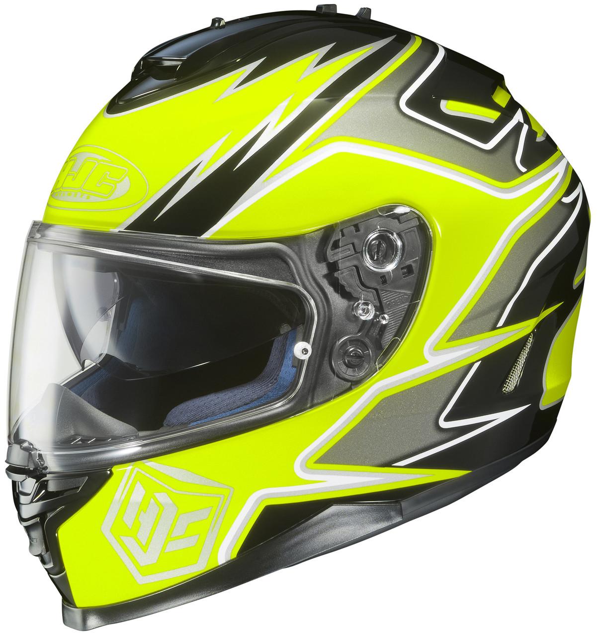 HJC IS-17 Intake Helmets #