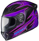 Joe Rocket R1000X Lithium Helmet Sm Pink/Purple 158-982