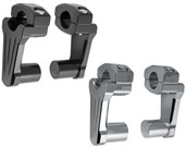 Rox Pivoting 2, 3, or 4 inch Handlebar Risers for 1 inch Handlebars