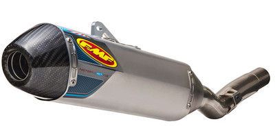 FMF Off-Road Factory 4.1 Resonance Chamber Technology Canister Slip On 275118