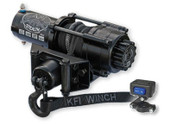 KFI Stealth 2500 lb Synthetic Rope Winch Kit