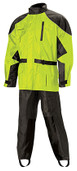 Nelson-Rigg AS-3000 Suit Lg Black/Hi-Viz 409-044