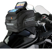 Nelson-Rigg CL-2020 GPS Magnetic Mount Tank Bag Black 917-163