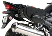 Nelson-Rigg CL-890 Mini Exp Sdl Bags Black 914-021