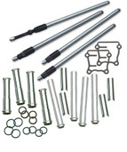 S&S Cycle Quickee Pushrod and Cover Kit 106-6051