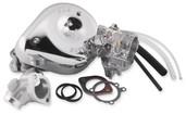 S&S Cycle Shorty Super Carburetors Kit - Super G 11-0427
