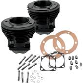 S&S Cycle Shovelhead Cylinder Kit 3-5/8in. Big Bore 91-9100