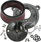 S&S Cycle Stealth Air Cleaner Kit for Stock Fuel System 170-0061