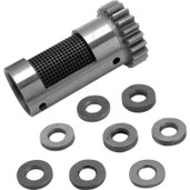S&S Cycle Steel Breather Gear Kit .030in. Oversize 33-4263