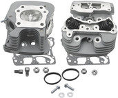 S&S Cycle Super Stock 79cc Cylinder Head Kit .64in. Lift Springs Silver 106-4277