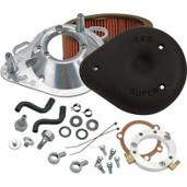 S&S Cycle Teardrop Air Cleaner Kit Black 170-0181