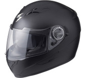 Scorpion EXO-500 Solid Helmet Lg Matte Black SCORPION50-0105