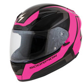 Scorpion EXO-R2000 Dispatch Helmet Md Pink 200-3324