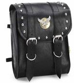 Willie Max Studded Sissy Bar Bag