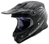 Scorpion VX-R70 Flux Helmet XL Matte Black SCORPION70-2166