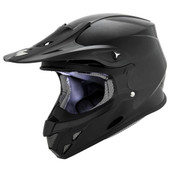 Scorpion VX-R70 Solid Helmet XS Black SCORPION70-0032