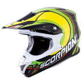 Scorpion VX-R70 Spot Helmets Md Multi 70-4994
