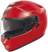 Shoei GT-AIR Helmet Solid Colors LRG Red 0118-0131-06