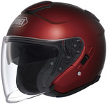 Shoei J-Cruise Helmet LRG Wine 0130-0111-06