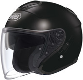 Shoei J-Cruise Helmet MED Black 0130-0105-05