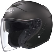Shoei J-Cruise Helmet MED Matte Black 0130-0135-05
