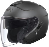 Shoei J-Cruise Helmet XXL MATTE DARK GREY 0130-0137-08
