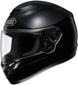 Shoei Qwest Solid Helmet Sm Black SHOEI0115-0105-04