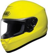 Shoei Qwest Solid Helmet XS Brilliant Yellow SHOEI0115-0123-03