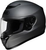 Shoei Qwest Solid Helmet XS Matte Deep Gray SHOEI0115-0137-03