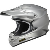 Shoei VFX-W Solid Helmet 2XL Silver SHOEI0145-0107-08