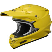 Shoei VFX-W Solid Helmet Md Brilliant Yellow SHOEI0145-0123-05