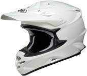 Shoei VFX-W Solid Helmet Md White SHOEI0145-0109-05