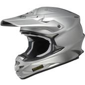 Shoei VFX-W Solid Helmet XL Silver SHOEI0145-0107-07