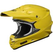 Shoei VFX-W Solid Helmet XS Brilliant Yellow SHOEI0145-0123-03
