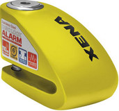 xena xzz-6 disc lock alarm