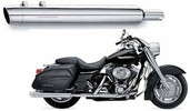 SuperTrapp SE Super Elite Harley Davidson Exhaust Slip-On 128-65117