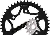 Vortex WSS Warranty Chain and Sprocket Kit CK6125