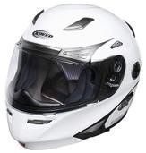 Xpeed Roadster Modular Helmet XS White 001-001001