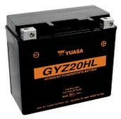 Yuasa GYZ High Performance Maintenance Free Battery GYZ20H GYZ20H