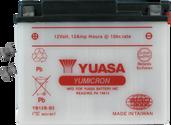 Yuasa Yumicron Battery YB12B-B2 YUAM221B2