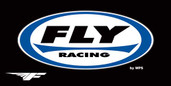 Fly Racing Banner Black 3 X6